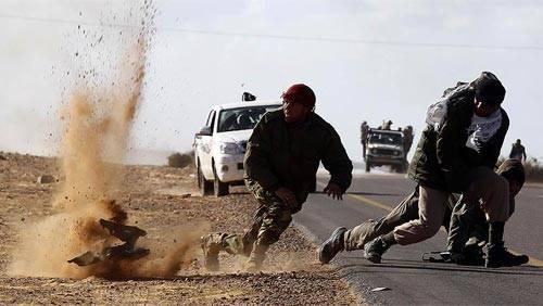 «Капитуляция» в Каламуне: боевики вынуждены покинуть нагретые места