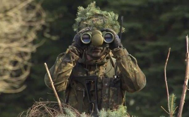 Врагов Германии будут убивать экологически чистыми боеприпасами