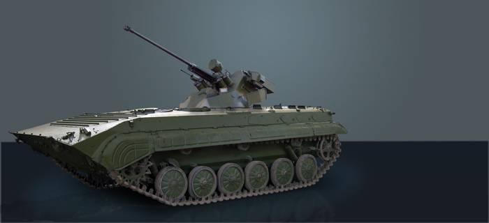 Вторая молодость российских БМП-1