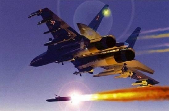 Сотня погибших боевиков: ВКС РФ точечно прикрывают масштабную атаку САА