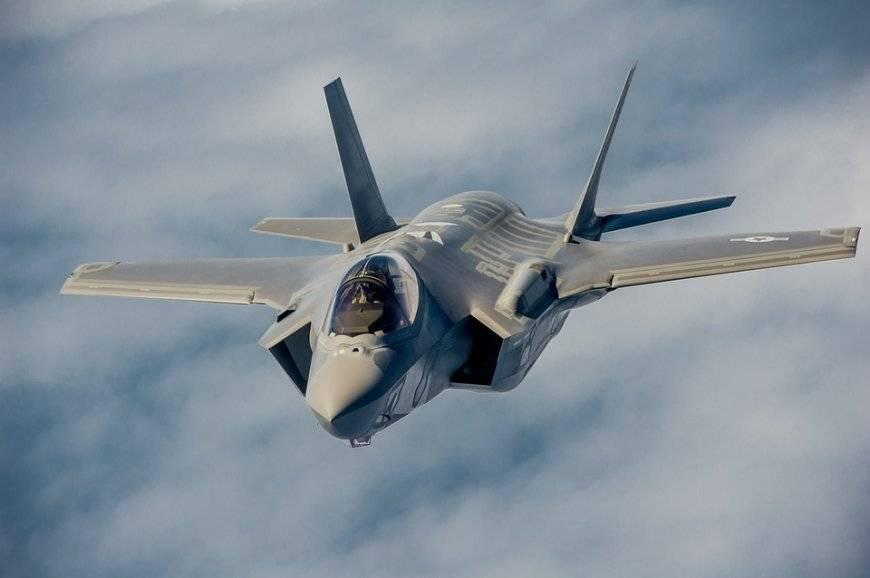 Американский F-35 «убьет» истребитель пятого поколения Германии