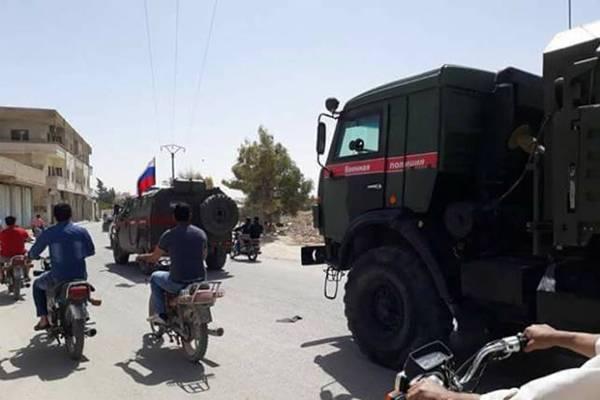 После Восточной Гуты сирийская армия освобождает Восточный Каламун и юг