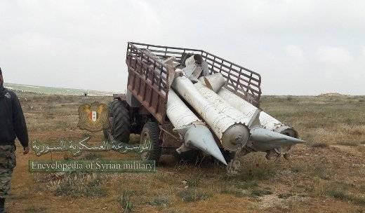 Сирия: запасы ракет к дальнобойным ЗРК С-200 на исходе?
