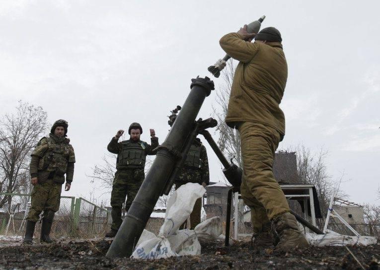 ОБСЕ обстрелам не помеха: ВСУ крадутся все ближе и ближе
