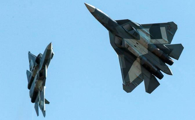 Индия катапультировалась из программы по созданию Су-57