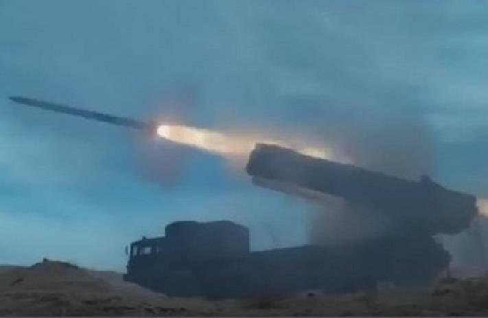 Советские БМ-30 в деле: ночные ракетные удары САА в Хаме поддержали ВКС РФ