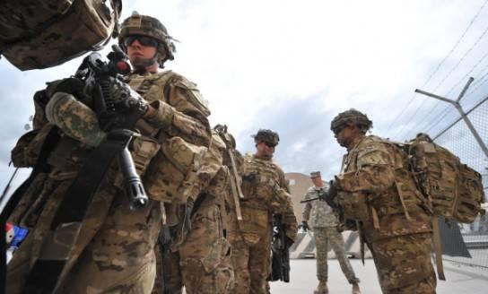 США стягивают силы: американцы прочно угнездились на востоке от Евфрата