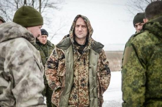 Захар Прилепин рассказал, почему ВСУ не идут в наступление на ЛДНР