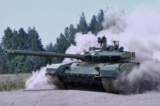 Танк Т-90М пробивался в войска с 2005 года