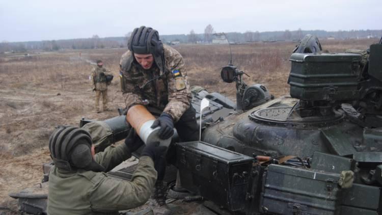 Киев готовится к массированному обстрелу жилых кварталов Донецка