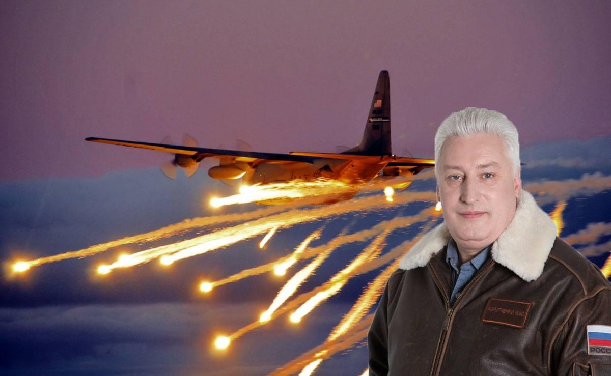 Коротченко о работе системы РЭБ: у самолетов США будут проблемы в Сирии