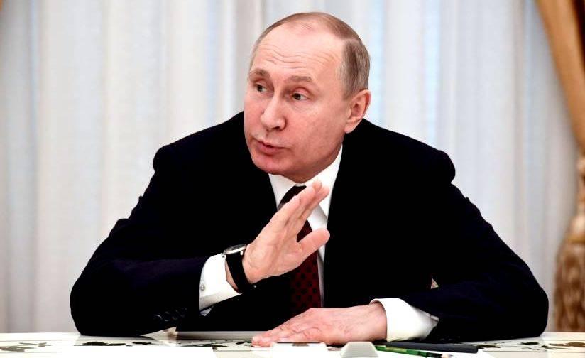 Путин раскрыл, кто создал в России мощнейшую ударную систему