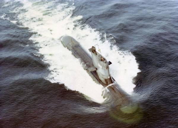 Нереализованные амбиции: Проект шведской атомной подводной лодки A-11