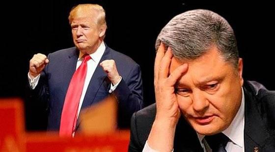 Трамп должен бомбить Киев, узнав о химатаках на Донбасс