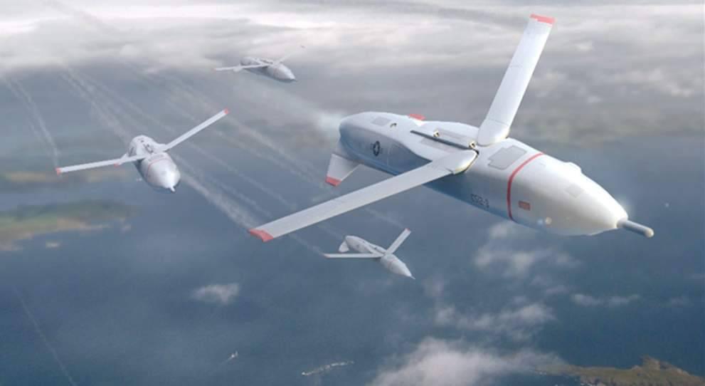 Стаи дронов — будущее илиочередной распил вСША?