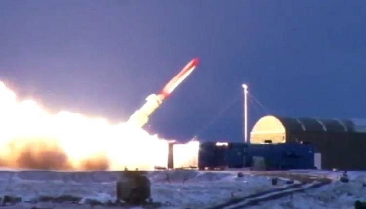 CNBC: Новая российская ракета с ядерным двигателем рухнула после взлета