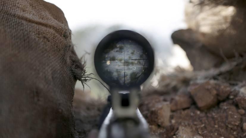 Неизвестные бойцы результативно «навестили» сходку боевиков в Алеппо