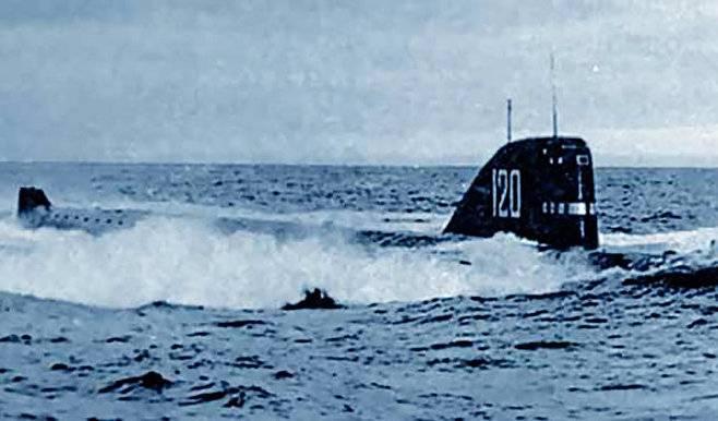 Облученная лодка. Как экипаж К-27 оказался один на один с радиацией