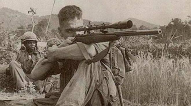 Названы лучшие снайперы в истории