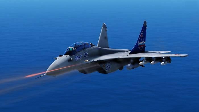 МиГ-35: «боевой самолет нового поколения» готовится встать на вооружение РФ