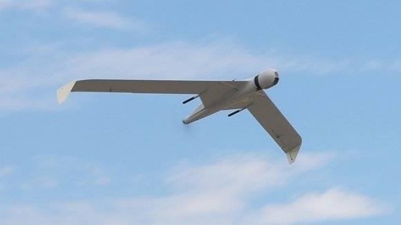 Воздушный разведчик: в России создан беспилотник с «всевидящей камерой»