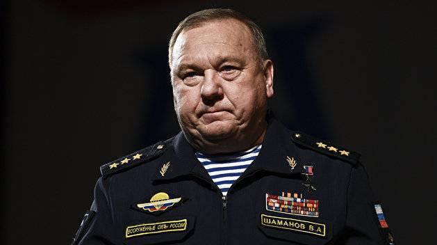 Шаманов поддержал украинских морпехов:  Благородный офицерский поступок