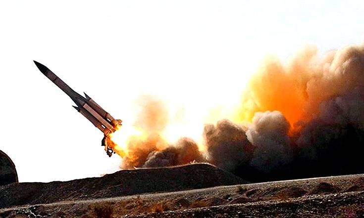 Сирийская ПВО отразила ракетный удар по авиабазе в Хомсе
