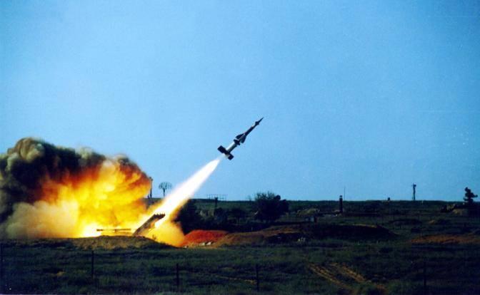 Древние С-200 опять уничтожили супер-ракеты США