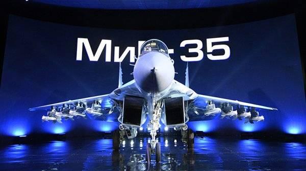 Потенциал на пятёрку: какими боевыми возможностями обладает истребитель МиГ