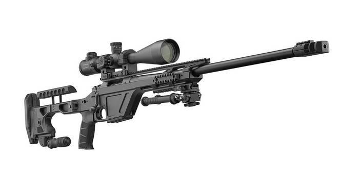 CZ TSR – Тактическая снайперская винтовка для армии и полиции