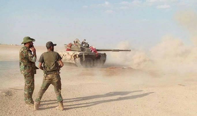 Сводка, Сирия: полномасштабная операция элиты САА и ультиматум боевикам