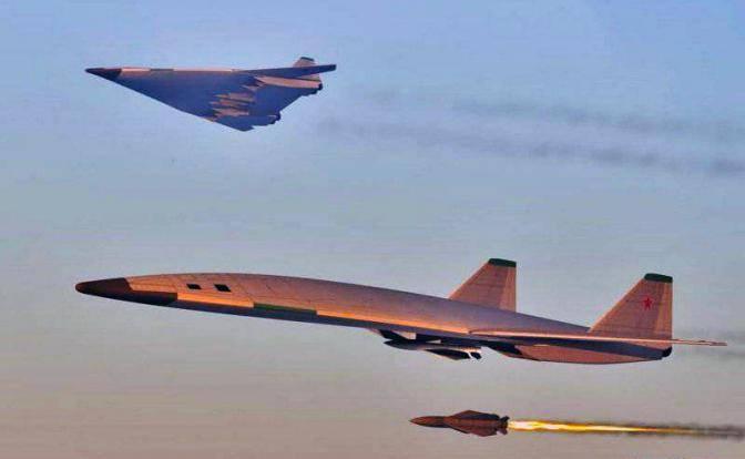 Грустная судьба «стратега»: Российский ПАК ДА завис между небом и землей