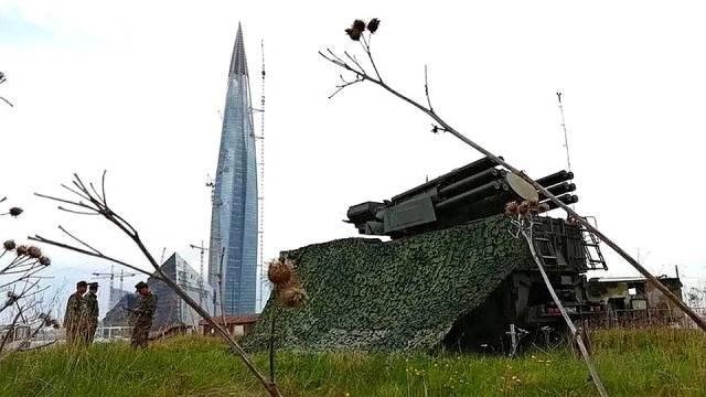 Не учения: в России началось масштабное развертывание ПВО