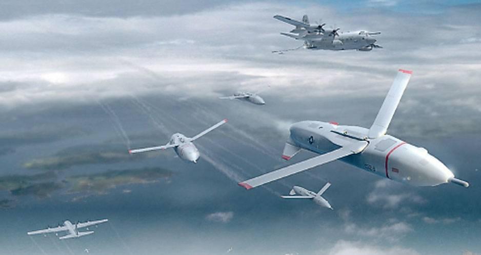 Групповые действия БЛА могут стать эффективным средством прорыва систем ПВО
