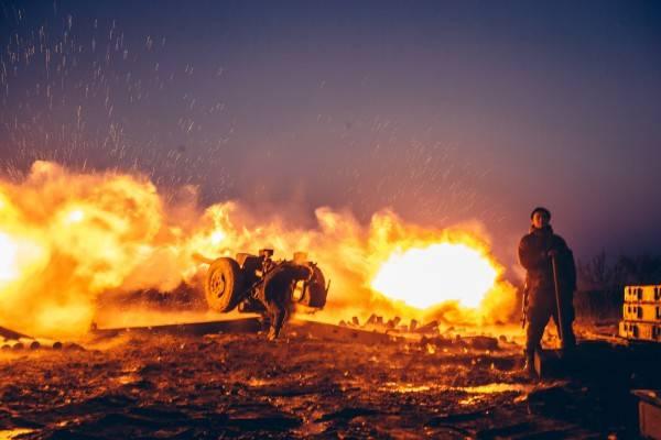 ЛНР «наступает» не меняя дислокации: ВСУ несут потери, но не боевые