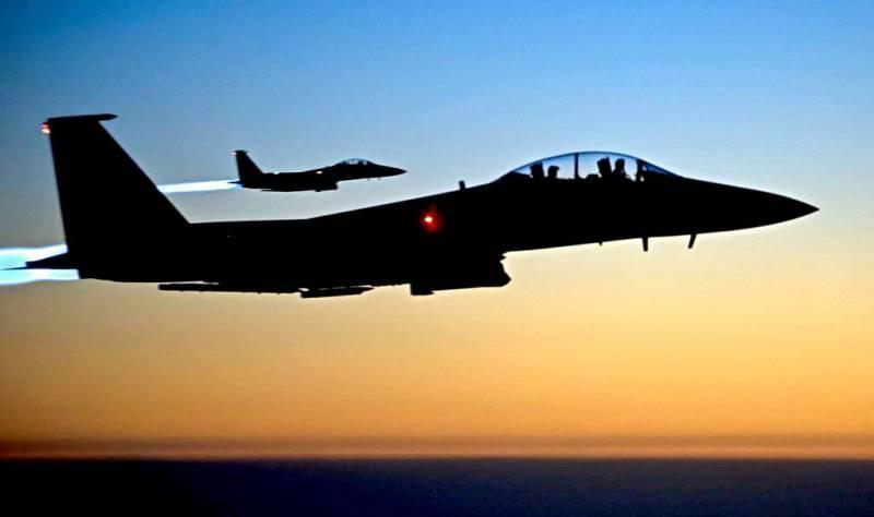 США бомбят Сирию исподтишка в отместку за наступление возле Израиля