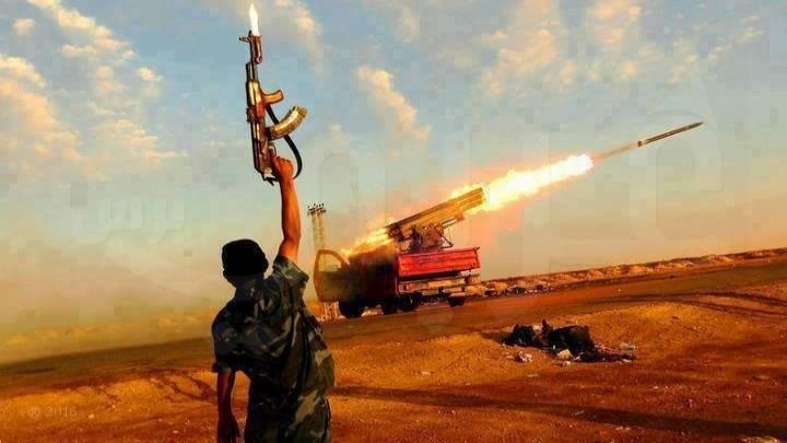 Новая угроза с юга: США создали в Сирии инкубатор для террористов