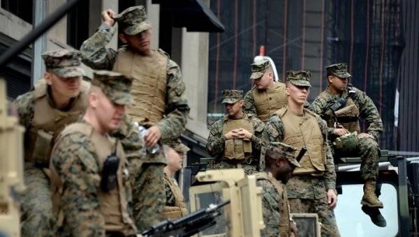 Американских морских пехотинцев научат воевать с Россией