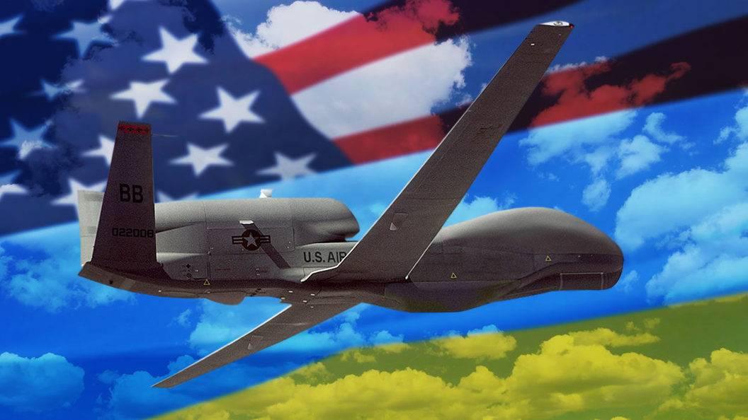 США играют мускулами в Донбассе: В дело пошли беспилотники