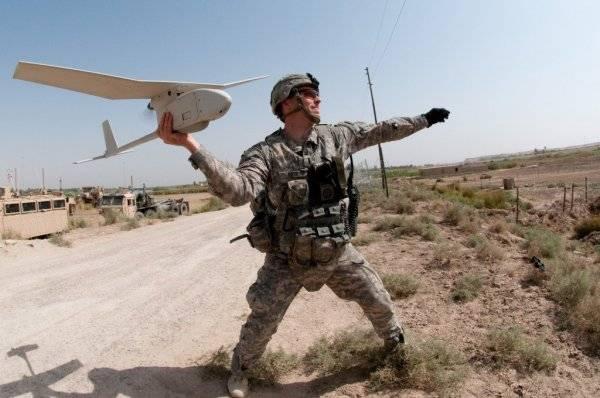 Морпехам США запрещено пользоваться беспилотниками из-за Китая