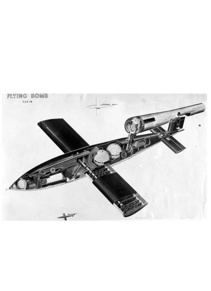 Фау-1 и ее модификации