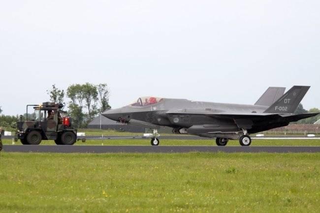 США передадут Турции F-35, несмотря на запрет Конгресса