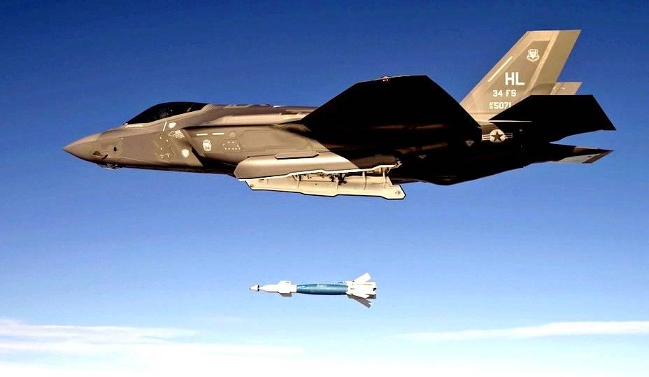 Американцы познакомят свой F-35 с русским Су-57