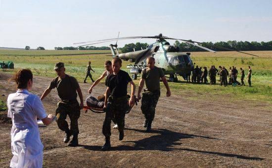 Летние потери ВСУ не останавливают Киев