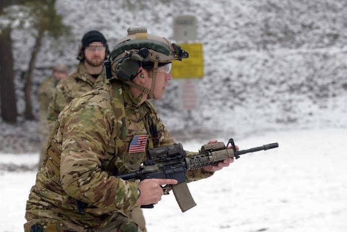 Винтовки M4 и M16 отзовут из-за случаев непроизвольной стрельбы