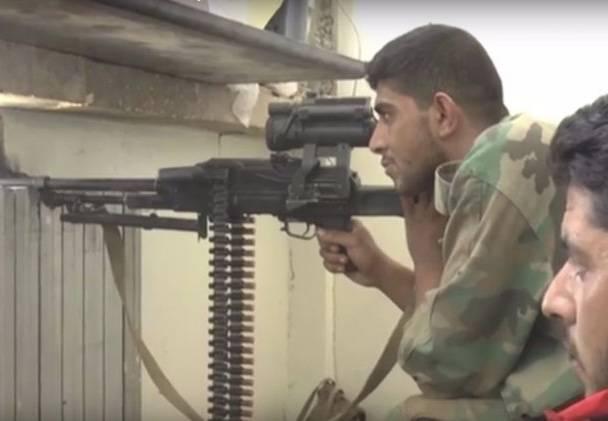 Прорыв в двух направлениях: САА громят боевиков в Даръа и Дейр-эз-Зоре