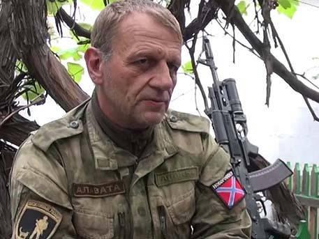 Ополченец из Франции Эрван Кастель рвется в бой за свободу Донбасса