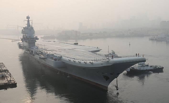 AI: Китай построит для России дешевые авианосцы