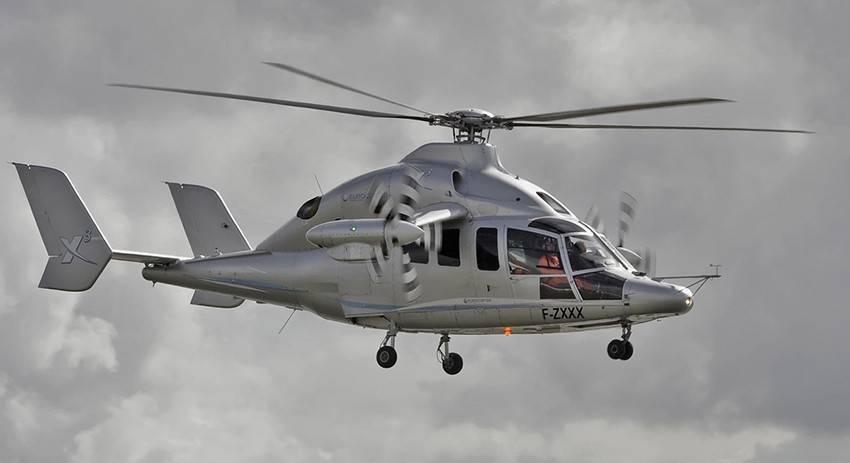 На скорости свыше 400 км/ч: вертолет-разведчик США надо научить летать