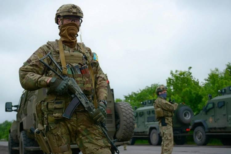 Новые бесчинства силовиков ООС на Донбассе